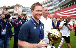 Eoin Morgan: World Cup winning England squad can inspire next generation