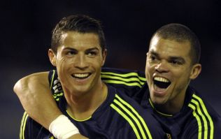 Pepe recalls how he was moved by Man Utd fans' Cristiano Ronaldo welcome