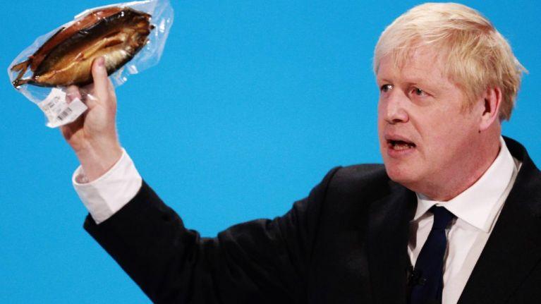 There's a typo in the final paragraph of Boris Johnson's last Telegraph column