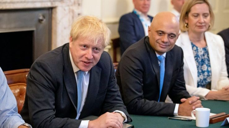 Boris Johnson says he supports amnesty for illegal immigrants