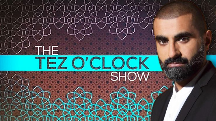 COMEDY BOX: Why you need to watch... The Tez O'Clock Show