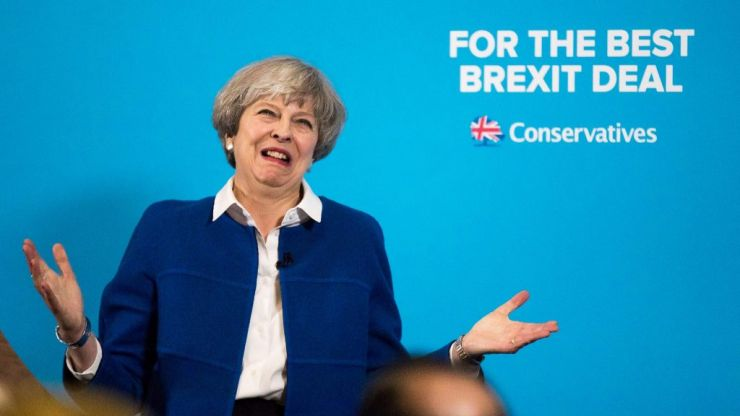 This is how much Theresa May could earn now she's no longer prime minister