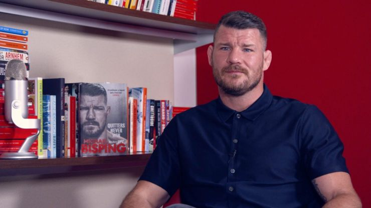 Michael Bisping interview: The best British fighter to have ever lived