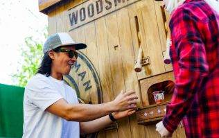 Here's how to win a whisky vending machine for your garden