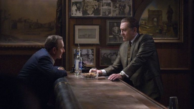 The trailer for Martin Scorsese's The Irishman is here to restore your faith in Robert De Niro and Al Pacino