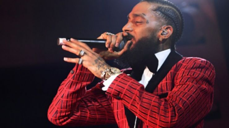 Rapper Nipsey Hussle has been killed in a shooting outside his L.A. store