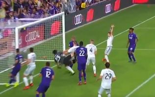 Wayne Rooney turns back the years and bangs in free-kick strike from crazy angle in MLS