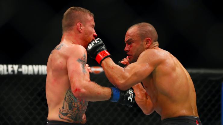 Joe Rogan proclaims Justin Gaethje the most violent man in MMA