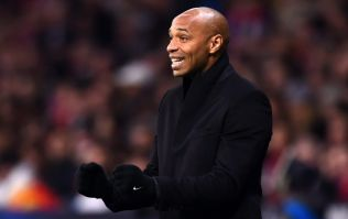 Thierry Henry was the third best paid manager in the world this season