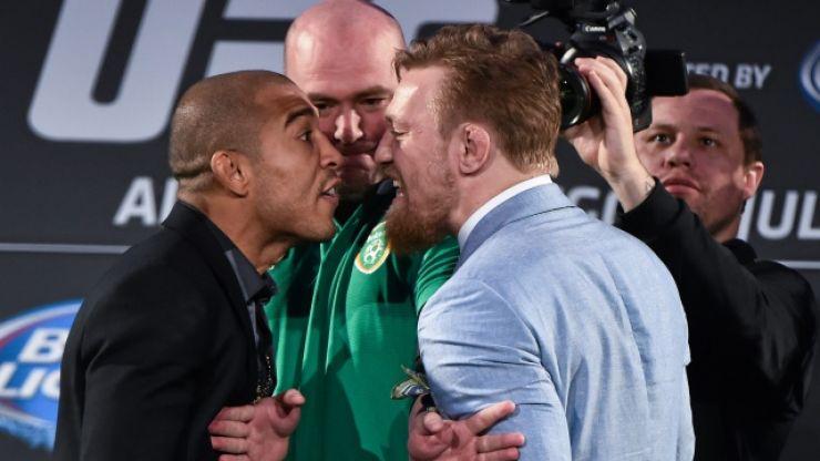 Jose Aldo sends message to Conor McGregor after UFC retirement announcement