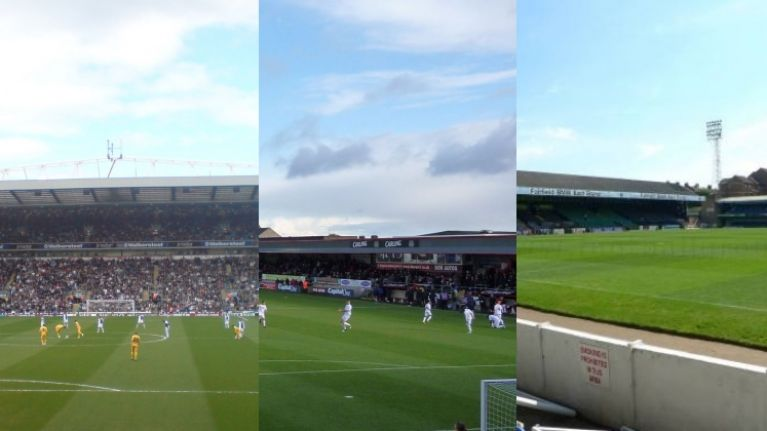 QUIZ: Name the clubs that play in these football stadiums