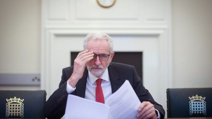 MOD confirms footage of British soldiers shooting at Jeremy Corbyn target is real