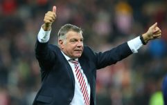 'Big Sam' Allardyce in talks to star on Strictly Come Dancing