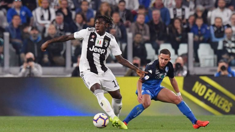 Moise Kean's mother tells heartwarming story about the moment he changed her life