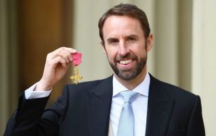 Gareth Southgate receives OBE for leading England's unforgettable World Cup summer