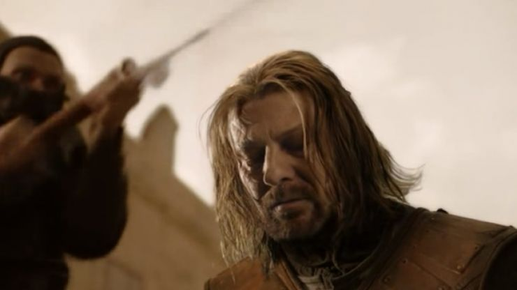 Sean Bean reveals what Ned Stark was saying before his death in Game of Thrones