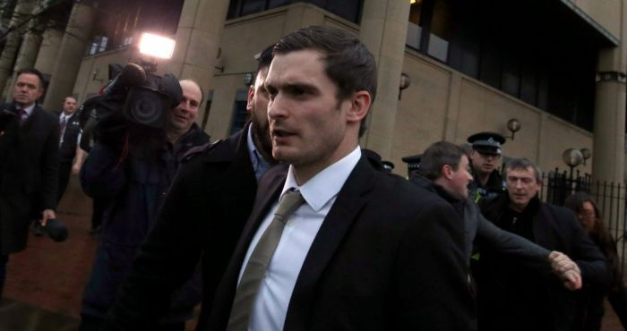 Gordon Strachan compares potential verbal abuse of Adam Johnson to racism