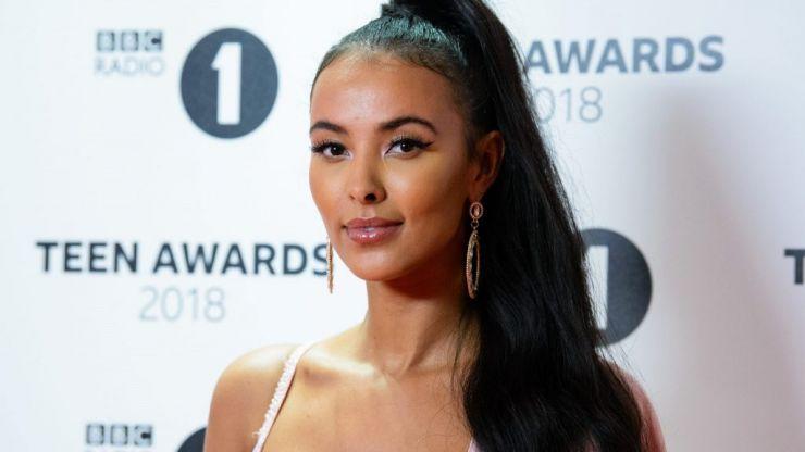 Maya Jama undone by cheeky 'Hugh Janus' prankster live on Radio 1