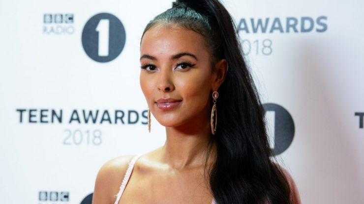 Maya Jama undone by cheeky 'Hugh Janus' prankster live on Radio 1