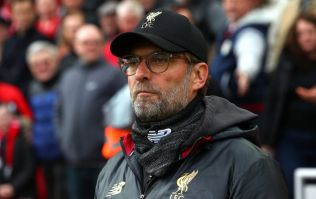 Jurgen Klopp rustled by a bunch of kids for the second time this season
