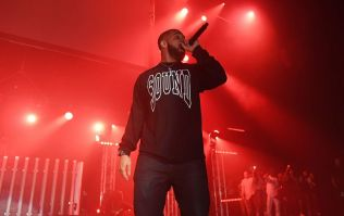 J Hus joins Drake on stage in London after release from prison