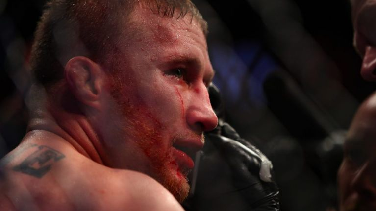 Justin Gaethje says if McGregor wants to retire he'll 'help him on his way out'