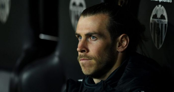 Gareth Bale is currently being whistled by Real Madrid fans every time he touches the ball