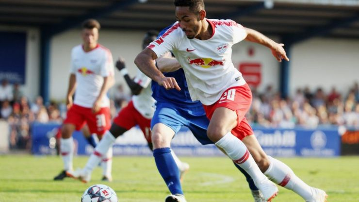 That's it, RB Leipzig have scored the best goal ever, we can now stop football