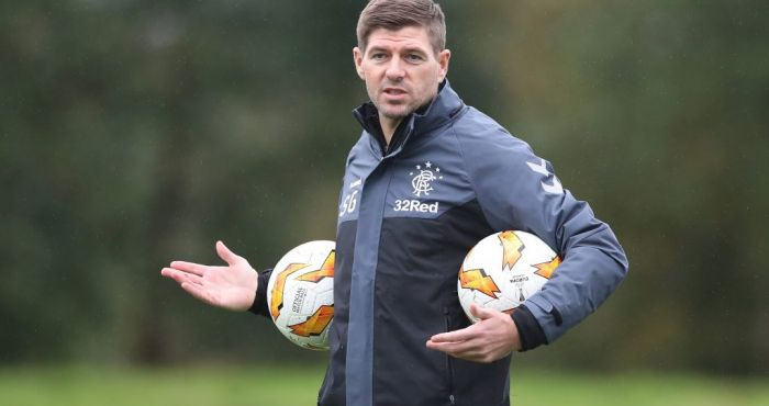 Rangers to build fence around training ground to prevent spying on Steven Gerrard's team