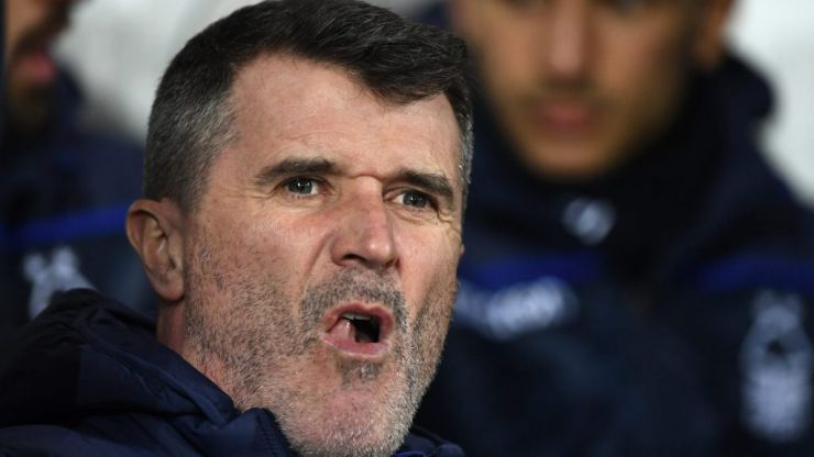 Roy Keane shoved by player as Forest's playoff hopes damaged