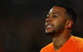 Memphis Depay could reportedly be on his way to Liverpool