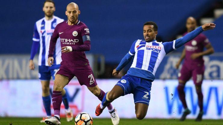 Arrest made over racist abuse of Wigan's Nathan Byrne on Twitter