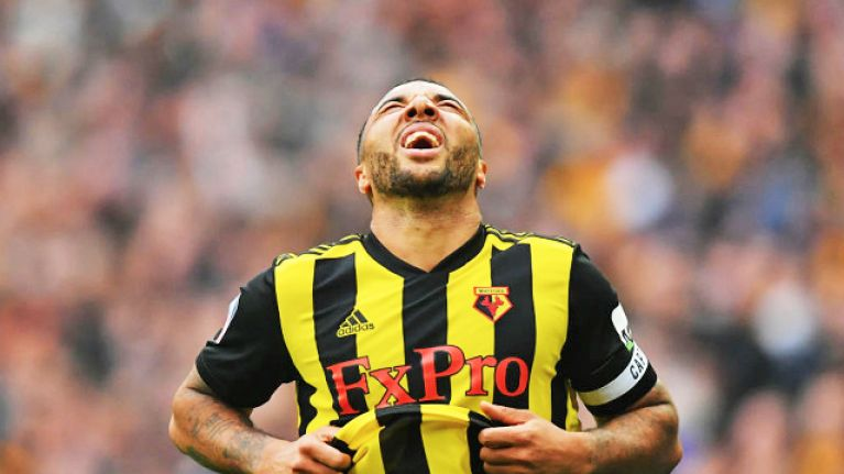 Troy Deeney's unconfined joy at semi-final victory is a lesson to us all