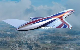 Hypersonic 'spaceplane' that could fly London to New York in less than an hour has breakthrough