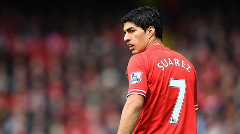 What Carragher and Gerrard told Suarez to stop him going to Arsenal