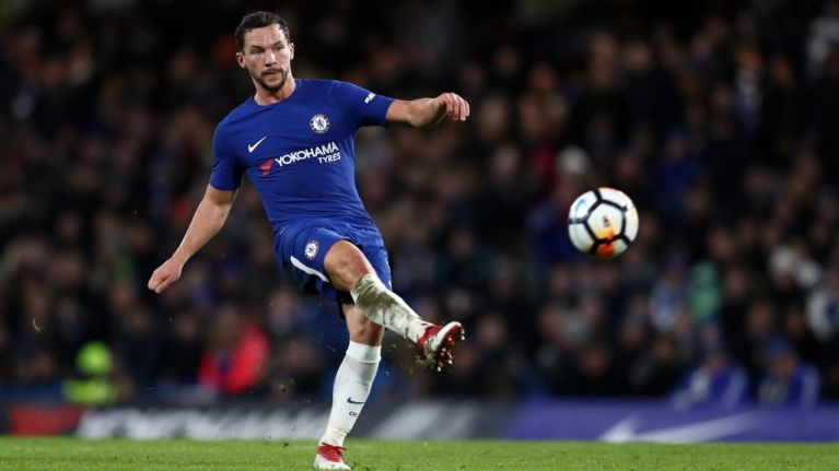 Danny Drinkwater charged with drink driving after crashing Range Rover