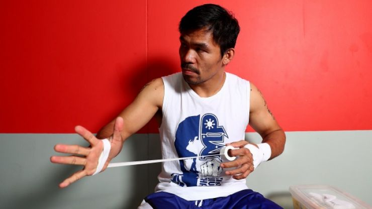 MMA promoter explains deal with Manny Pacquiao