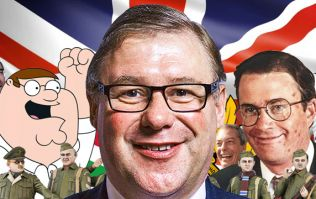 Perfidious Albion Exposed! Mark Francois isn't real and works for Remain