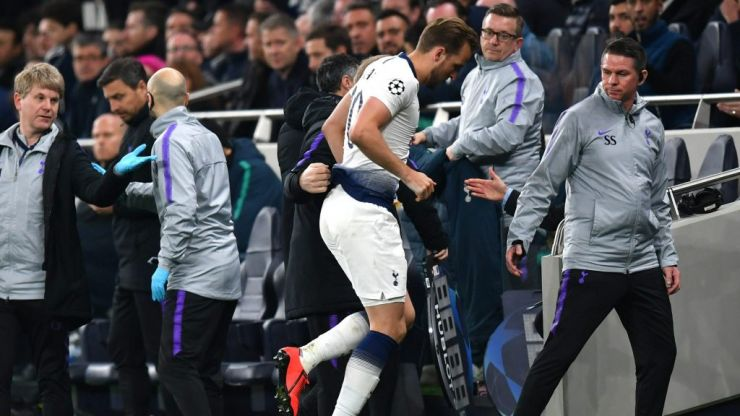 Harry Kane could be out for the season after serious ankle injury
