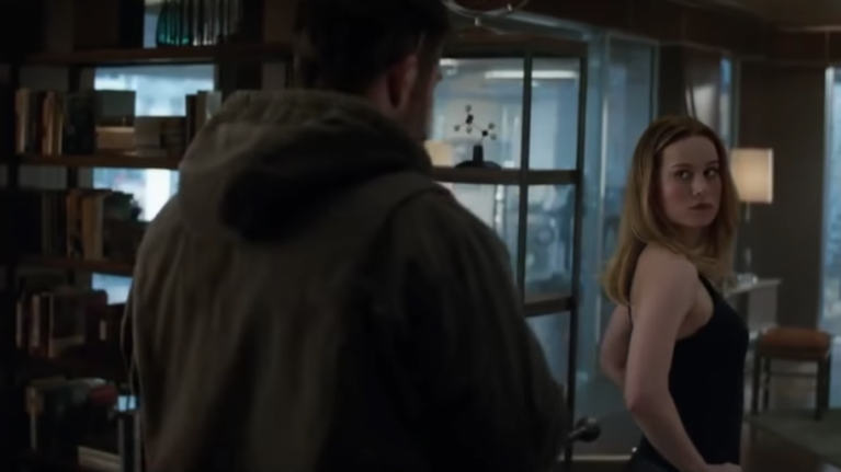 Avengers: Endgame spot 'hidden message' in new clip from the film