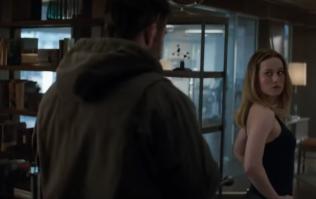 Avengers: Endgame spot 'hidden message' in new clip from the film