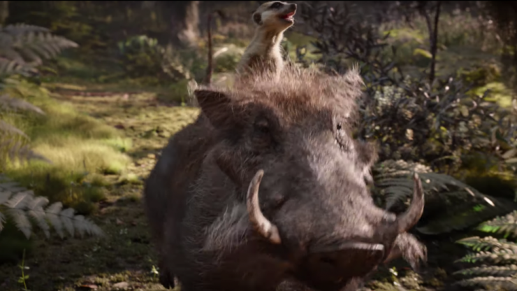 The full trailer for Disney's The Lion King has dropped and it looks absolutely stunning