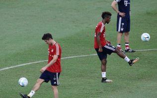 Kingsley Coman and Robert Lewandowski reportedly trade punches during Bayern Munich training