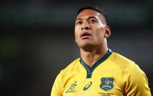 Israel Folau not answering his phone but will be told his contract is terminated when he does