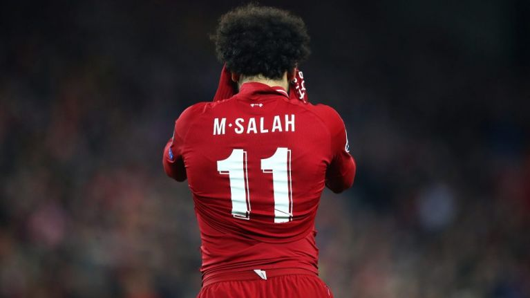 Liverpool issue statement in response to Mohamed Salah chants