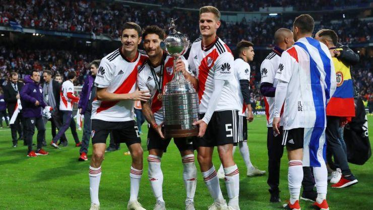 River Plate fan gets tattoo of QR code linking to Copa Libertadores goal against Boca Juniors