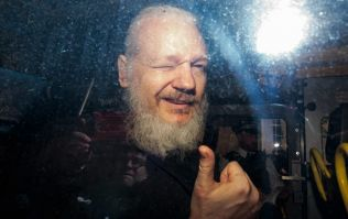 Ecuadorian minister claims Julian Assange 'smeared poo over embassy walls'