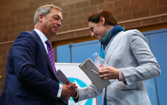 Jacob Rees-Mogg's sister joins Nigel Farage's Brexit Party and will stand as an MEP