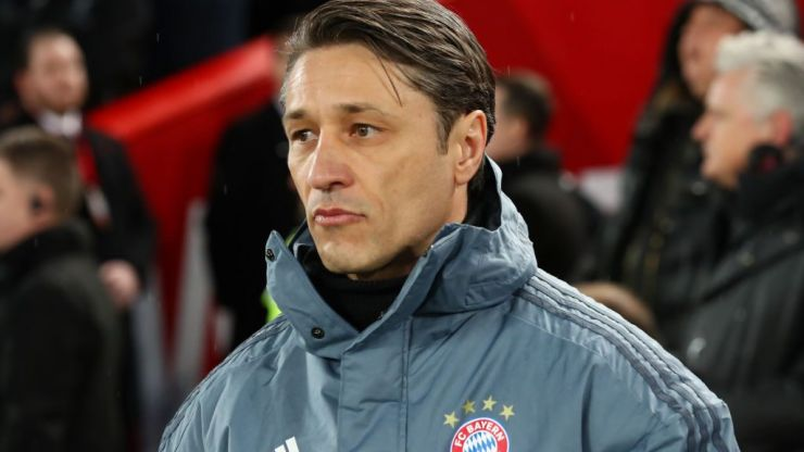 Bayern boss Kovac confirms Lewandowski and Coman had fight at training
