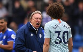 Neil Warnock charged by FA for comments after Chelsea defeat